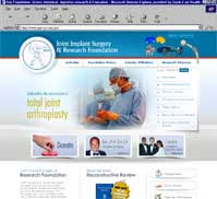 JISRF - Joint Implant Surgery & Research Foundation