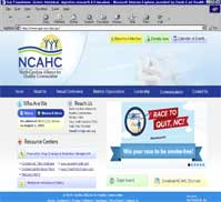 NCAHC - North Carolina Alliance for Healthy Communities