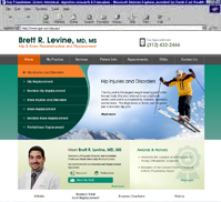 Brett Levine, MD, MS
