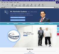 Mr. Ravindra Gudena MRCS, FRCS (Ortho)