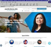 Juanita Garces, M.D.