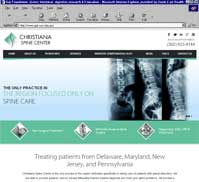 Christiana Spine Center