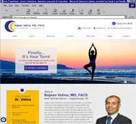 Rajeev Vohra, MD, FACS