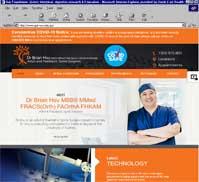 Dr Brian Hsu MBBS MMed FRACS(Orth) FAOrthA FHKAM