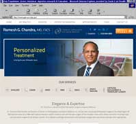 Ramesh G. Chandra, MD, FACS