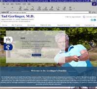 Tad Gerlinger, M.D.