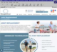 NewportCare - Joint Replacement