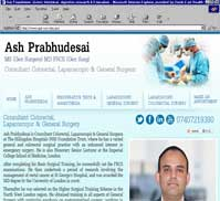 Mr Ash Prabhudesai