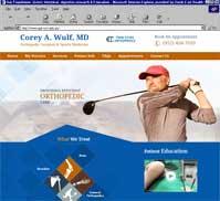 Corey A. Wulf MD
