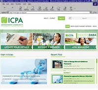 ICPA - Independent Community Pharmacy Association