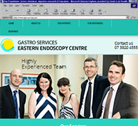 Gastro Services <br> Eastern Endoscopy Centre