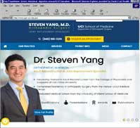 Steven Yang, M.D.