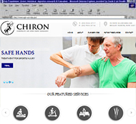 Chiron Chiropractic Sports Injury Management