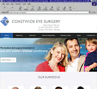 Coastwide Eye Surgery