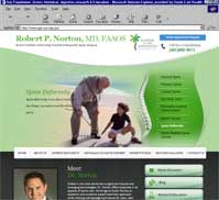 Robert P Norton MD