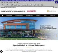 UCHealth Steadman Hawkins Clinic Denver