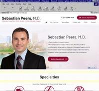 Sebastian Peers, M.D.