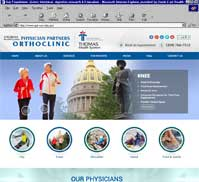 Thomas Health Systems Physician Partners Orthoclinic