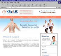 KRAUS Back & Neck Institute - Surgery Spine