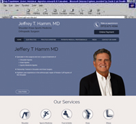 Jeffery T Hamm, MD
