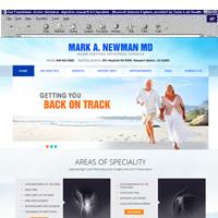 Mark A. Newman , MD
