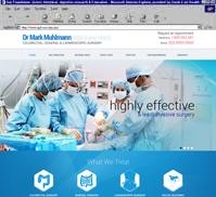 Dr Mark Muhlmann, MBBS (Hons) FRACS