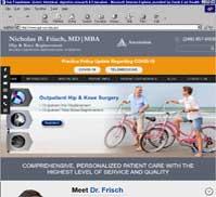 Nicholas B. Frisch MD | MBA