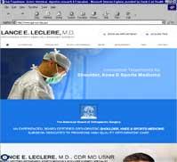 Lance E. LeClere, M.D.
