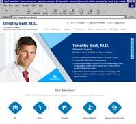 Timothy Bert, M.D.