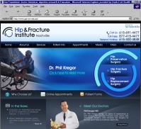 Philip Kregor, MD <br>Hip & Fracture Institute