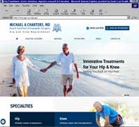 Michael A Charters, MD