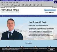 Prof. Edward T Davis