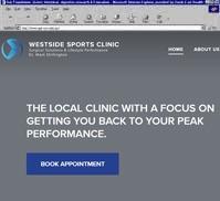 Westside Sports Clinic: Dr Mark Shillington