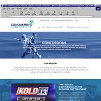 Conquering Concussions