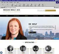 Megan Wolf, M.D.
