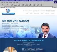 Dr Haydar Ozcan