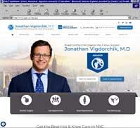 Jonathan Vigdorchik, M.D.