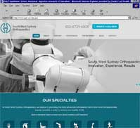 South West Sydney Orthopaedics