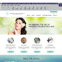 Sheth Dermatology <br> & Mohs Surgery Center