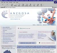 ANZGOSA - Australian & New Zealand Gastric & Oesophageal Surgery Association