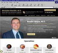 Braden Mayer, M.D.