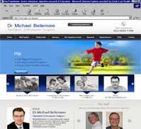 Dr Michael Bellemore