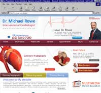 Dr. Michael Rowe <br> Interventional Cardiologist
