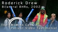 Olympic Torch Relay Bike Ride with a Birmingham Hip Resurfacing (BHR) - Cyclist Roderick Drew