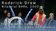 Olympic Torch Relay Bike Ride with a Birmingham Hip Resurfacing (BHR) - Cyclist Roderick Drew