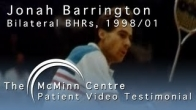 Squash with a Birmingham Hip Resurfacing (BHR) - Squash World Champion and Coach Jonah Barrington