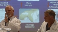 What is an overview of the ConforMIS image-to-implant process?