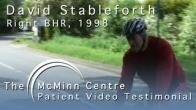 Cycling with a Birmingham Hip Resurfacing (BHR) and Interview with David Stableforth