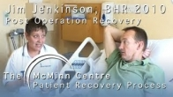 Post Operation Patient Recovery and Rehabilitation Following a Hip Resurfacing (BHR) Operation