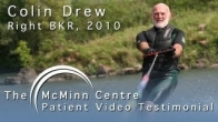 Snow Skiing and Water Skiing with a Birmingham Knee Replacement (BKR) - Colin Drew